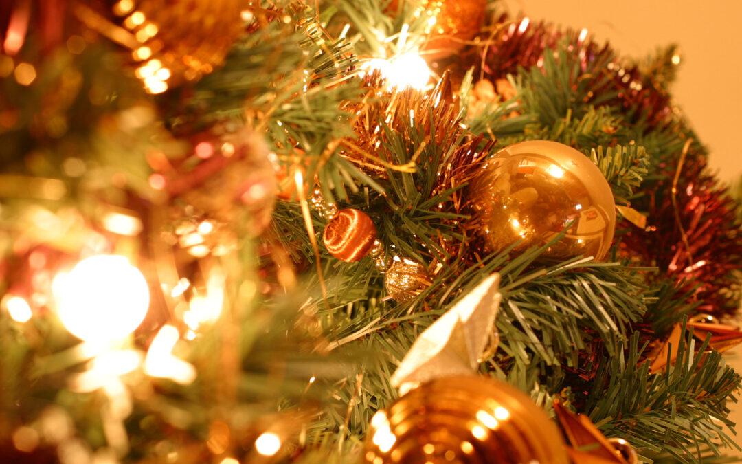 Święta Bożego Narodzenia w  pokojach Natasza
